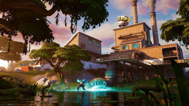 This is the fully-revealed Fortnite Chapter 2 map