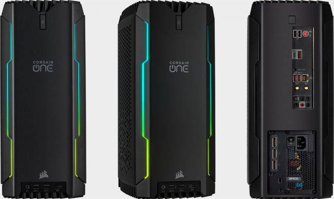 Corsair levels up its compact PCs with Intel 9th gen CPUs and RTX graphics