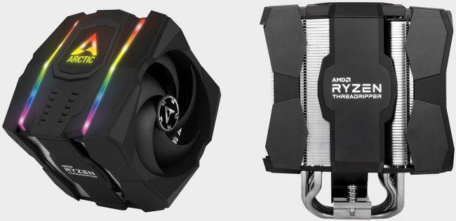 Arctic launches a massive CPU cooler for Threadripper CPUs with up to 64 cores