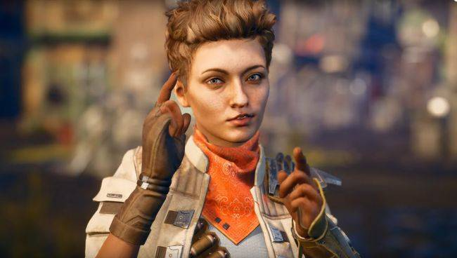 Be the hero or the villain in The Outer Worlds' launch trailer