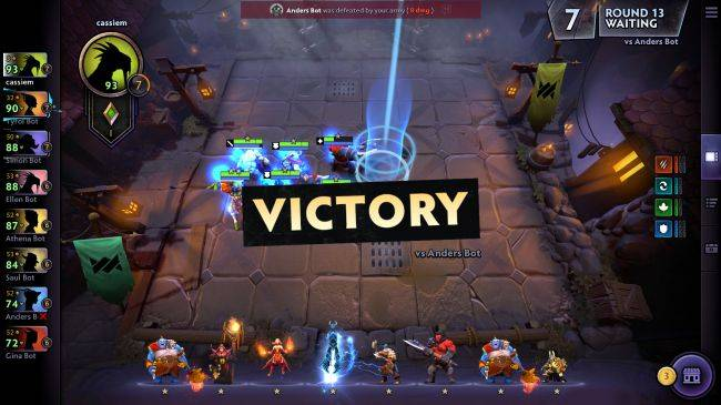 Dota Underlords has new alliances and heroes planned for its next big update
