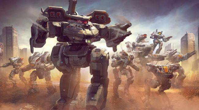 Battletech: Heavy Metal adds eight new mechs and the Black Widow next month