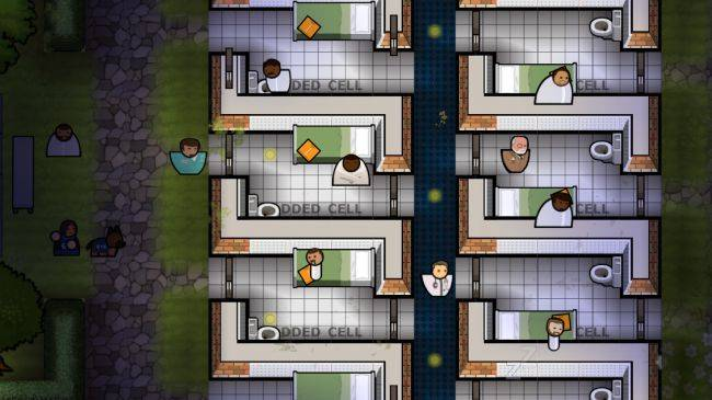 Prison Architect's console-exclusive DLC is coming to PC