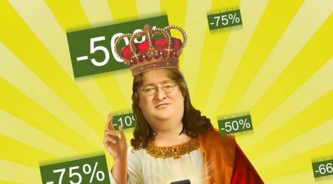 Steam sale dates have leaked again