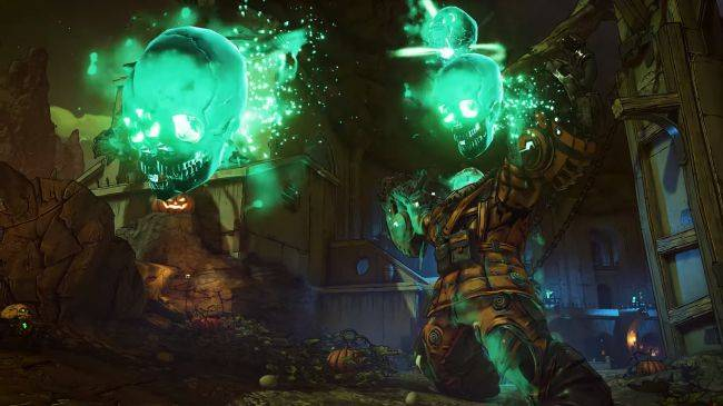 Borderlands 3 will kick off a free Halloween event this week