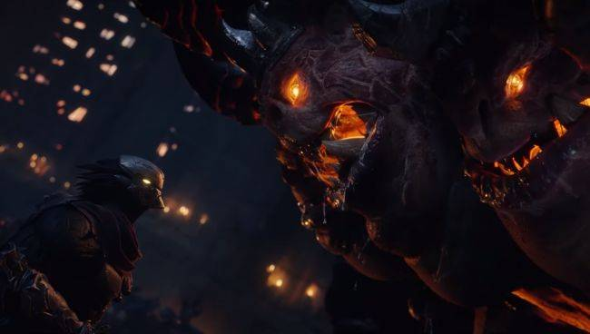 Darksiders Genesis will spread war and strife in December