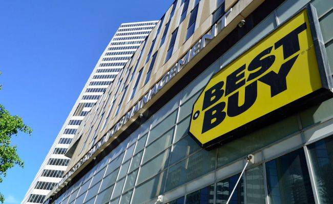 Best Buy to battle Amazon with free next-day shipping for the holiday season