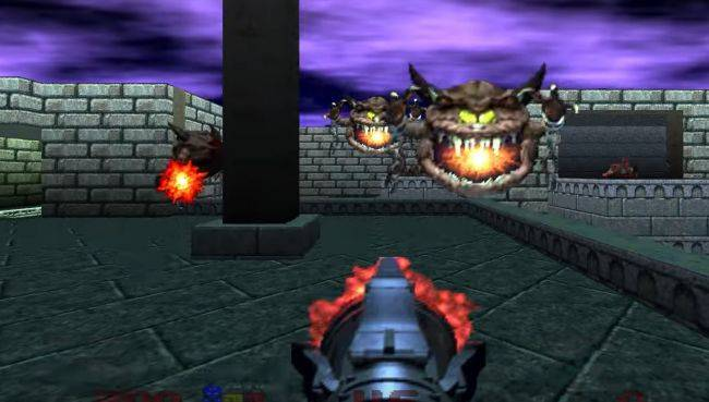 Doom 64's official announcement trailer is a demonic blast from the past