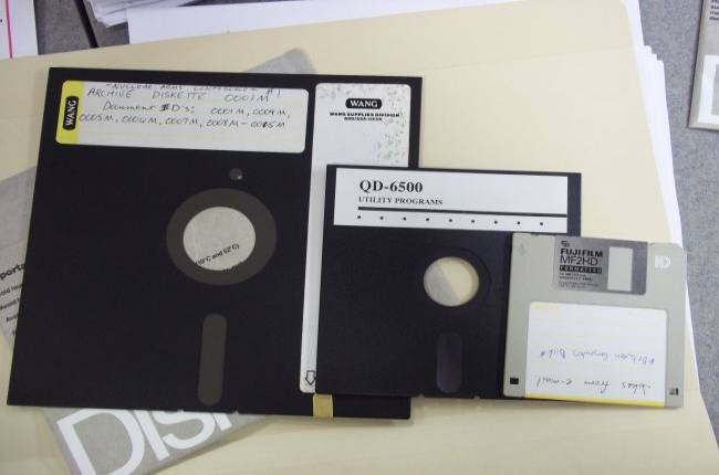 The US Air Force has finally stopped using floppy disks in its nuclear weapons system