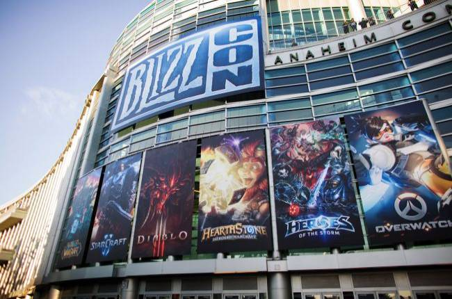 BlizzCon 2019 schedule hints at big announcements coming