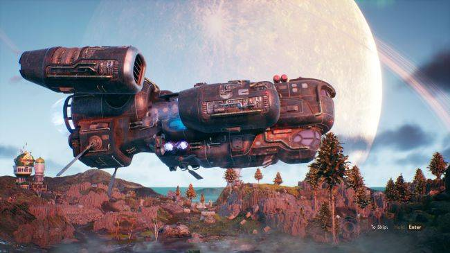 Twitch Plays is tackling The Outer Worlds right now