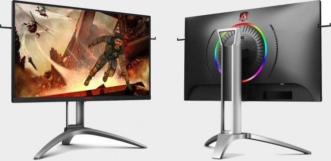 AOC is launching a fast 27-inch FreeSync 2 HDR monitor next month for £439