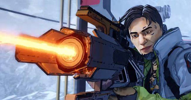 Apex Legends' big Charge Rifle nerf is now live