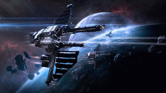 EVE Online: Invasion Chapter 2 is coming in November