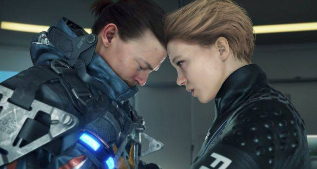 Death Stranding's launch trailer is 8 minutes long