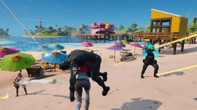 'Fortnite' Chapter 2 is here: New map, boats and 'less grind'