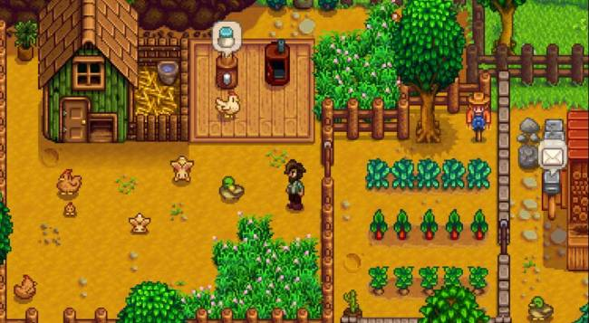 Stardew Valley Co-Op Now Available on PS4, Delayed on Xbox One