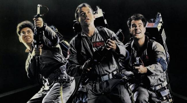 Our Weekend In Gaming: Who Ya Gonna Call?