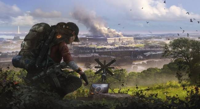 The Division 2's Latest Content Update Is Out Today