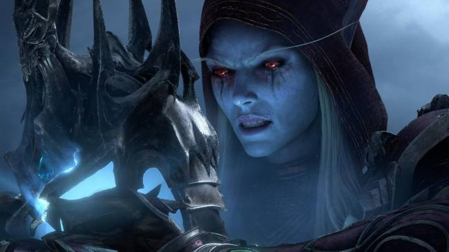 World Of Warcraft: Shadowlands dives into the afterlife next month
