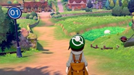 Looks like an early build of Pokémon Sword and Shield leaked