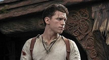 Here's a first look at Tom Holland as Nathan Drake in the Uncharted movie