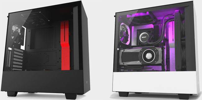 NZXT's excellent H500i PC case is a steal at $56 with free shipping