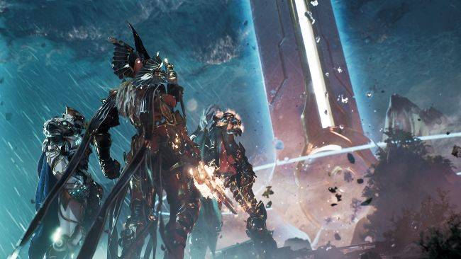 Godfall won't be a live-service game, but you'll have to be online