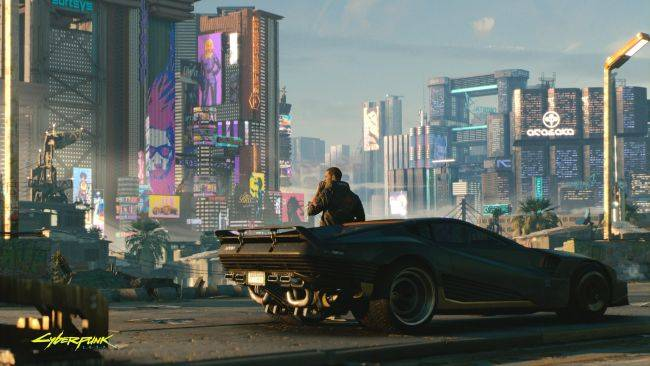The full map of Cyberpunk 2077's Night City has been leaked