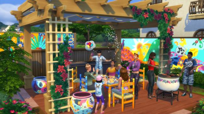 The Sims 4's October update marks the first steps towards better representation, but also breaks some stuff