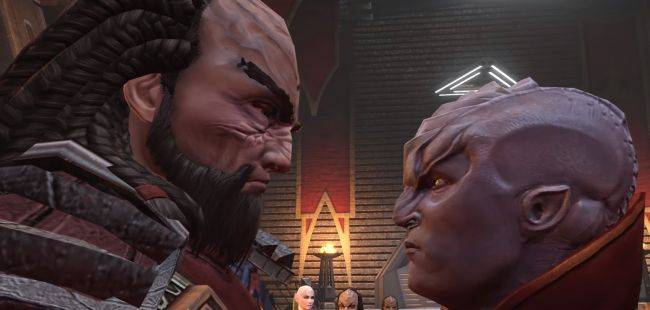 Star Trek Online: House Shattered continues the Year of Klingon