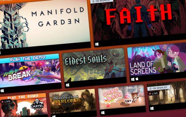 Steam Game Festival: Autumn Edition features hundreds of demos and developer streams