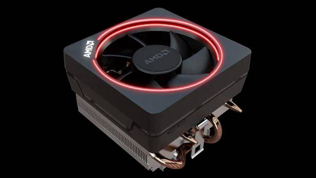 AMD's high-end Ryzen 5000 CPUs don't come with coolers because they're