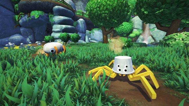 Bug-eating adventure Bugsnax will be out November 12
