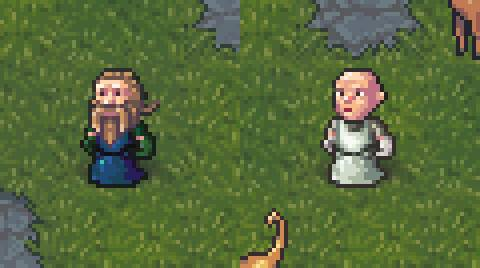 Here's your first look at Dwarf Fortress on Steam's actual Dwarves