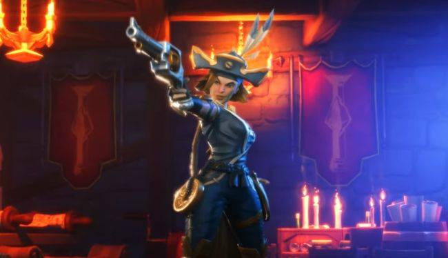 Torchlight 3's new trailer highlights classes, relics, pets, forts