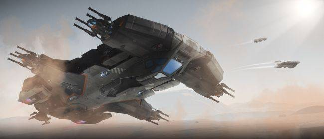 Star Citizen, Squadron 42 8th anniversary updates in new letter and hour long video