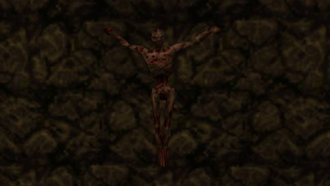 American McGee almost put a 300 foot zombie in Quake