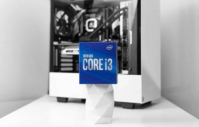 Intel sneaks out a sub-$100 quad-core Comet Lake CPU to take on AMD Ryzen