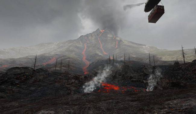 PUBG is getting a volcanic, dynamic map next week