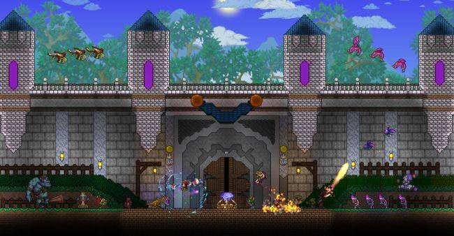 Terraria's actual final update is out today