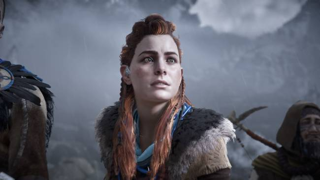 The latest Horizon Zero Dawn patch teaches Aloy how to walk straight