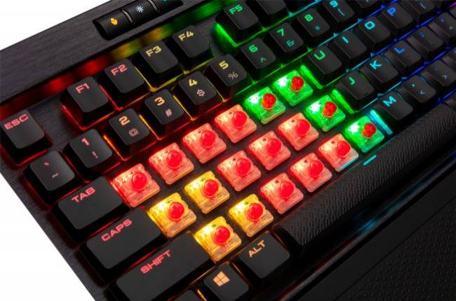 Corsair's low profile K70 mechanical keyboard is on sale for the lowest we've seen
