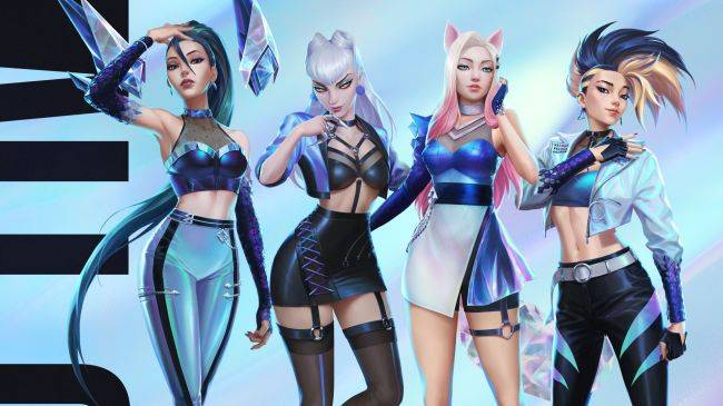 League of Legends supergroup K/DA drops their debut EP on November 6