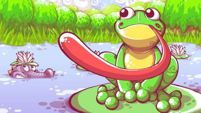 Frog Fractions DLC gets a big pile of secrets and achievements