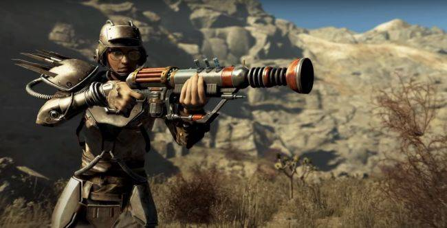Fallout 4: New Vegas looks great in this bloodthirsty trailer