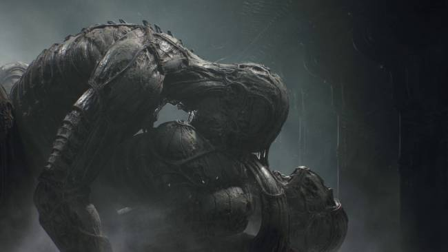 Here's 15 minutes of Scorn, the grotesque Giger horror coming to PC next year