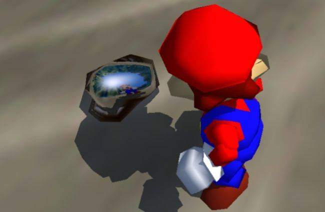 The fan-made Mario 64 PC port is getting ray tracing