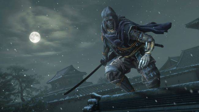 Sekiro's free game of the year update drops this week