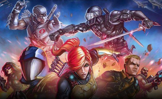 A PC version of G.I. Joe: Operation Blackout is in development, says GameMill Entertainment